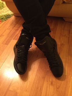 New sneakers by saint laurent for me