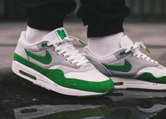 premium selection acd60 bbf10 Patta x Nike Air Max 1 - Spring Green - 2009 (by eskalizer) Mode