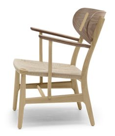 Carl Hansen & Son is the Danish furniture brand and maker of the classic Wishbone Chair by Hans J. As an authorised Carl Hansen dealer, buy original modern design on sale, online from Utility Design today. Danish Furniture, Furniture Design, Colonial Chair, Lounge Chair Design, Nordic Home, Wishbone Chair, Walnut Wood, Dining Chairs, Lounge Chairs