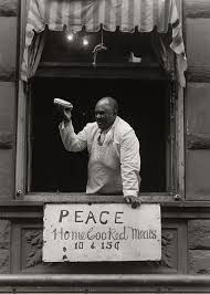 Image result for aaron siskind peace-meals