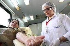 JORNAL CORREIO MS: Hemosul está com estoque baixo de sangue e convoca...