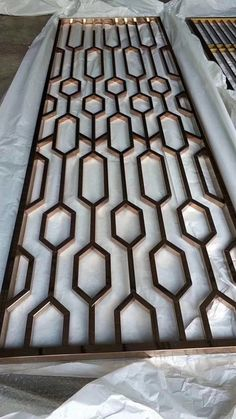 Chinese manufacturer of laser cut screens and modern metal furniture, specialize in custom design decorative metal products and ship worldwidely. Grill Gate Design, Window Grill Design Modern, Steel Gate Design, Front Gate Design, Door Gate Design, Window Design, Decorative Metal Screen, Burglar Bars, Jaali Design