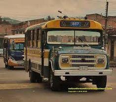 Resultado de imagen para buses de antaño de colombia Cars, Vehicles, Dodge Trucks, Transportation, Colombia, Autos, Automobile, Vehicle, Car