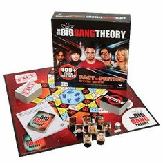 Big Bang Theory Trivia Game: how amazing!!!!
