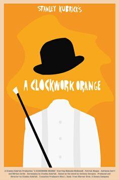 a clockwork #orange