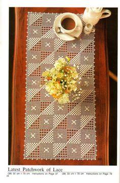 Nihon Vogue's Beautiful Lace - 12345 - Álbuns Web Picasa
