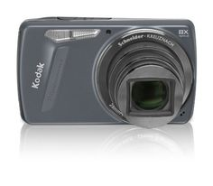 Kodak Easyshare M580 14 MP Digital Camera with 8x Wide Angle Optical Zoom and 3.0-Inch LCD (Blue)