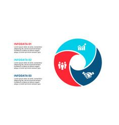 Circle element for infographic with 3 options vector Circle Infographic, Infographic Templates, Free Vector Images, Vector Free, Circle Diagram, Process Chart, Computer Vector, Vector Online, Happy New Year 2019