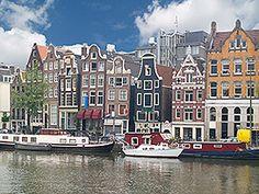 A SPASSO PER... AMSTERDAM - Come organizzare un viaggio in una delle più belle città d'Europa...