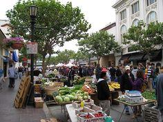 Monterey Farmers Market, the best!