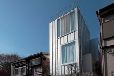 house a by Ryue Nishizawatokyo / Tokyo, Japan Ryue Nishizawa, Skyscraper, Multi Story Building, Architecture, Tokyo Japan, Houses, Garden, Arquitetura, Homes