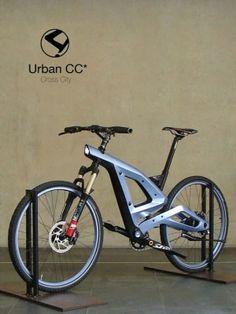 futuristic bike, future vehicle, cross city, urban cc, futuristic bicycle, future, futuristic design, future, futuristic, concept, bike by FuturisticNews.com