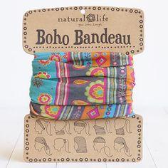 Boho Bandeaus # boho #hairaccessories #headbands