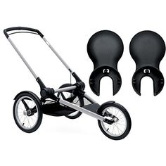 $$  Bugaboo 2015 Runner Stroller Base and Adapter Set by Bugaboo Strollers