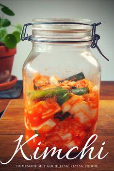 Makkelijke Kimchi met Gochujang