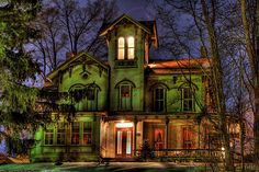 Prospect Hill Bed and Breakfast, Romeo Michigan USA