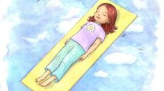 5 minute yoga sequence for kids