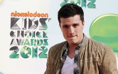 """Hunger Games"" hunk, Josh Hutcherson can do no wrong. Josh has been deemed the youngest star to receive the GLAAD Vanguard Honoree award for his support over gay and lesbian rights"