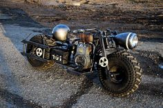 cool motorcycles survival bikes. This should also be under Zombie Apocalypse.