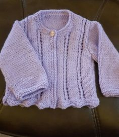 0ed6ff453 Janie And Jack White Cardigan Sweater 2t girls