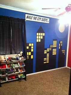 1000 Images About Luke 39 S Superhero Bedroom On Pinterest