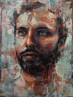 Adelaide, Australia artist Joshua Miels, 'Supremecy'.