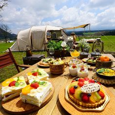 #キャンプ #camp #outdoor #アウトドア #camping #cafe #カフェ #nordisk #レガシー #朝ごはん #ソトごはん #キャンプ飯 #ig_japan ...