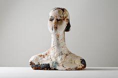 Almuth Lohmann: Diplom, Plastik, Studienrichtung Keramik, 2008