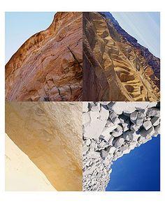 the daily modern: art of doug aitken Photography 2017, Photography Projects, Creative Photography, Landscape Photography, Geometric Photography, Pattern Photography, Personal Project Ideas, Distortion Photography, Creative Landscape