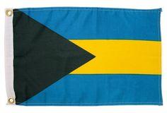 Nautical Flag of Bahamas