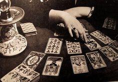 Tarot divinatoire - cartes
