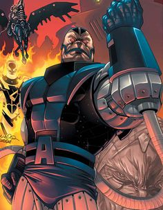 This is incredibly exciting for X-Men fans, as Apocalypse is the name of one of the franchise's most famous villains… | New X-Men Movie Announced: Who Is Apocalypse?