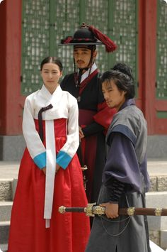 Conspiracy in the Court(Hangul:한성별곡;RR:Hanseongbyeolgok; lit.Seoul's Sad Song), is a 2007South Koreanhistorical dramabroadcast onKBS2. The mystery thriller revolves around a murder case set inHansung, the capital of Korea during the latter years of theJoseon dynastywhen the nation was experiencing a rapid influx of western influences. Featuring a band of newcomers in the leading roles,Conspiracy in the Courtentails a story of four young visionary idealists andKing Jeongjo…