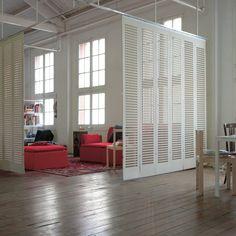 Dividir espacios de forma diferente | Decorar tu casa es facilisimo.com
