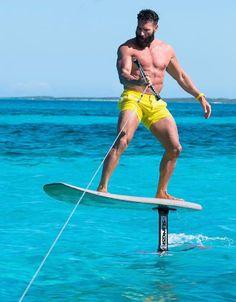Dan Bilzerian surfing in the Exuma, The Bahamas Lamborghini Gallardo, Ferrari 458, Mercedes Slr, Corvette Zr1, Ferrari California, War Dogs, Miami Beach, Dan Bilzerian Instagram, Rihanna