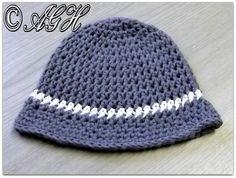 (4) Name: 'Crocheting : David Sunhat