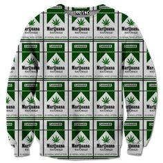 Marijuana Naturals Sweater