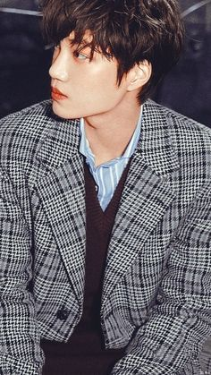 he never failed to make me fall in love with him T-T Kaisoo, Baekhyun, Park Chanyeol, Exo Ot12, Exo Korean, Korean Boy, Taemin, Kim Kai, Kim Minseok