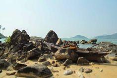Südgoa – Stranden in Agonda | Und Das Ist Erst Der Anfang #indien #goa #travel #uddasisterstderanfang #reiseblog #günstigreisen #backpacking