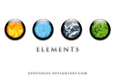 The Elements by Apostolos on DeviantArt