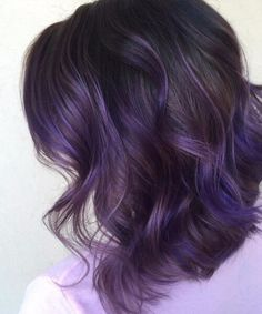 brunette-purple-balayage-short-hair.jpg (500×600)