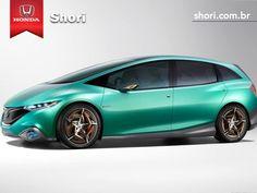 O Honda S foi lançado em 2012 com o intuito de criar um modelo de alto padrão para o mercado chinês, com estilo urbano e linhas modernas e motor híbrido, este carro tem tudo para virar um futuro sucesso!