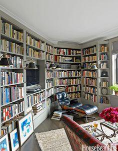 Manhattan Library.
