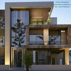 ✔ 39 new modern exterior design ideas for your house 1 > Fieltro.Net ✔ 39 new modern exterior design ideas for your house 1 Related House Front Design, Modern House Design, Modern Zen House, Modern House Facades, Facade Design, Exterior Design, Exterior Signage, Contemporary Architecture, Architecture Design