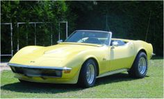 Chevrolet Corvette Stingray 1970...Re-pin brought to you by agents at #HouseofInsurance #Eugene, Oregon for #carinsurance.