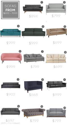 Superbe Design Mistake: The Generic Sofa. Best CouchBest FutonCheap ...