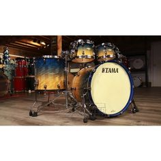Mount System, Star Cast, Drum Kits, Portsmouth, Percussion, Drums, Shells, Packing, Ocean