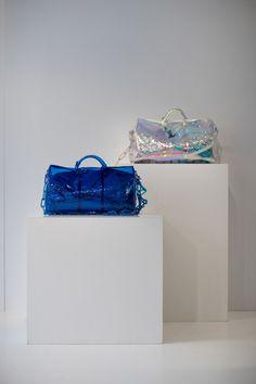 7d8d3cc3684e Louis Vuitton SS19 Showroom  Best Accessories Louis Vuitton Keepall