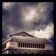Teatro Real-Madrid. Patricia Bustos