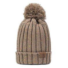60b5d88ad43 REDESS Women Winter Pom Pom Beanie Hat with Warm Fleece Lined